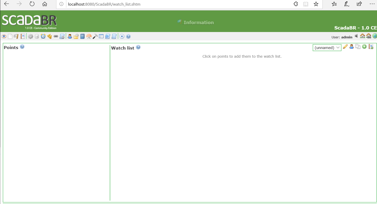 ENGLISH Installing Scada-LTS on Windows 10 - In English